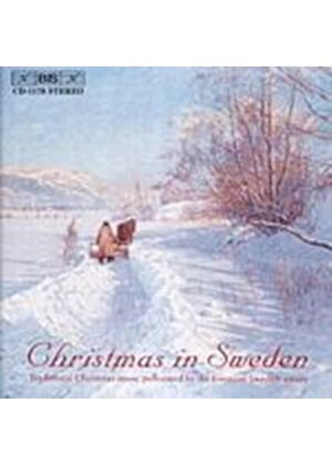 Various Composers - Christmas In Sweden (Music CD)