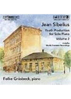 Sibelius Youth Production for Solo Piano, Vol 2