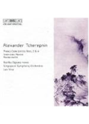 Tcherepnin: Piano Concertos Nos 2 and 4