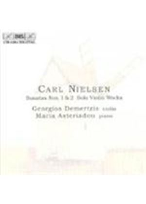 Nielsen, C: Sonata for Violin and Piano Nos 1 & 2