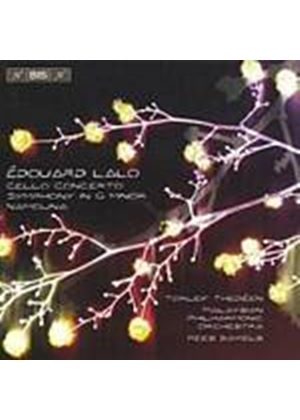 Edouard Lalo - Cello Concerto, Symphony In G Minor, Namouna (Thedeen) (Music CD)