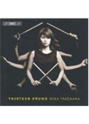 Mika Takehara - Thirteen Drums
