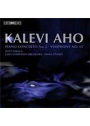Aho: Symphony No 13 (Music CD)