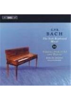 Bach, CPE: (The) Solo Keyboard Music, Vol 14