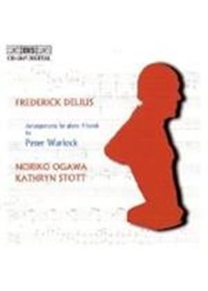 Delius: Orchestral Works Arranged for Four Hands