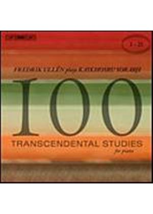 Kaikhosru Sorabji - 100 Transcendental Studies For Piano (Ullen) (Music CD)