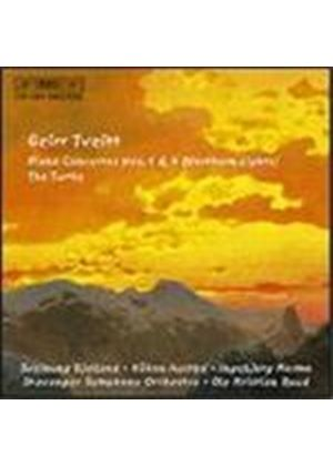 Tveitt: Piano Concertos Nos 1 & 4; (The) Turtle