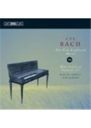 Bach, CPE: Solo Keyboard Music, Vol 16