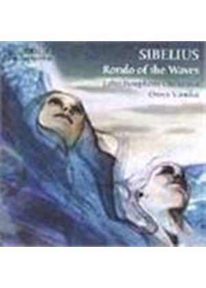 Jean Sibelius - Rondo Of The Waves (Vanska, Lahti SO) (Music CD)
