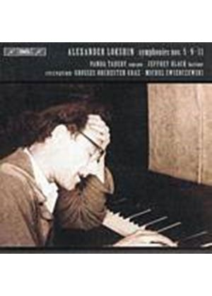 Alexander Lokshin - Symphonies Nos. 5, 9 And 11 (Swierczewski) (Music CD)