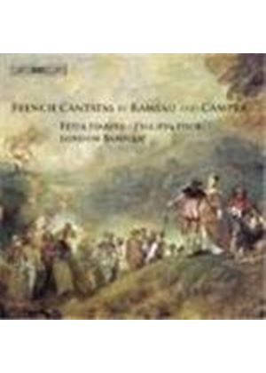 Rameau/Campra - French Cantatas (London Baroque, Harvey, Hyde) (Music CD)