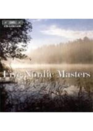 VARIOUS COMPOSERS - Five Nordic Masters