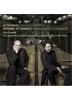 Atterberg/Brahms - Cello Concerto/String Sextet (Jarvi, Mork) (Music CD)