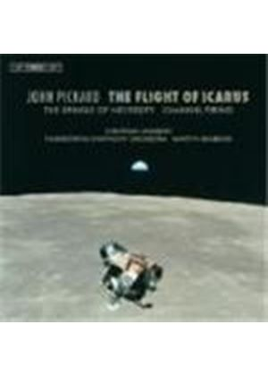 John Pickard - The Flight Of Icarus (Brabbins, Norrkoping SO, Lindberg) (Music CD)