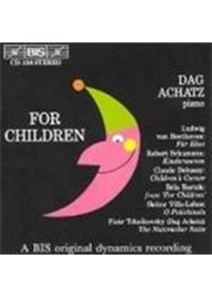 VARIOUS COMPOSERS - For Children (Achatz)