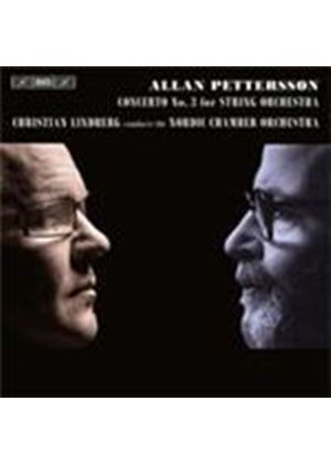 Pettersson: String Concerto No 3 (Music CD)