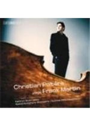 Frank Martin - Christian Poltera Plays (Ollila-Hannikainen, Malmo SO) (Music CD)