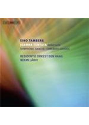 Tamberg: Orchestral Works (Music CD)