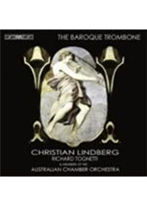 Lindberg - (The) Baroque Trombone (Music CD)