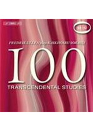 Sorabji: Transcendental Studies Nos 44-62 (Music CD)