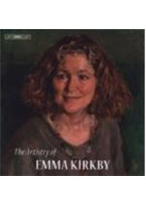 (The) Artistry of Emma Kirkby (Music CD)