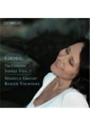 Grieg: Songs, Vol 7