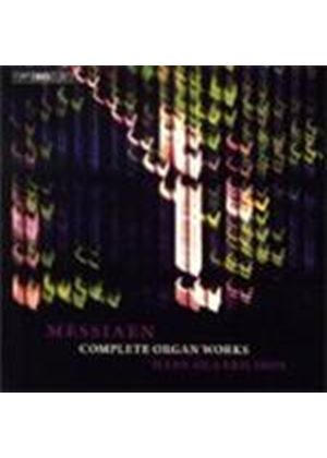 Messiaen: Complete Organ Works (Music CD)