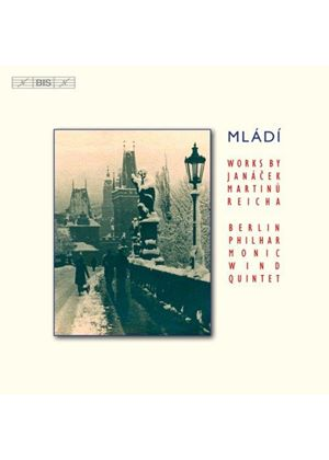Mládí: Works by Janácek, Martinu, Reicha (Music CD)