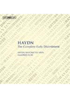 Haydn: (The) Complete Early Divertimenti (Music CD)