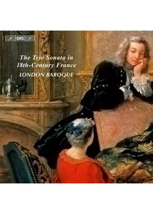 Trio Sonata in 18th-Century France (Music CD)