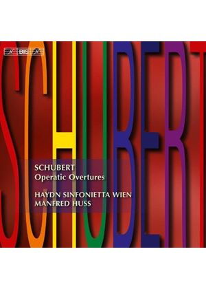 Schubert: Operatic Overtures (Music CD)