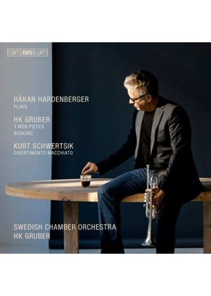 H.K. Gruber: 3 MOB Pieces; Busking; Kurt Schwertsik: Divertimento Macchiato (Music CD)