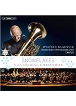 Snowflakes: A Classical Christmas (Music CD)