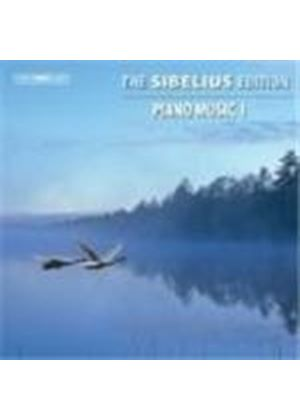 Sibelius Edition, Volume 4 - Piano Music I