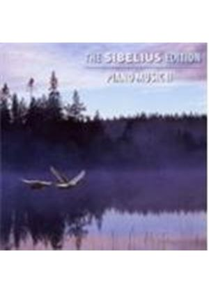 Sibelius : (The) Sibelius Edition Box 10: Piano Music Vol.2 (Music CD)
