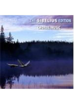 Sibelius: Edition, Vol 11: Choral Works (Music CD)