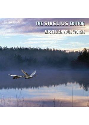 Sibelius Edition, Vol. 13: Miscellaneous Works (Music CD)