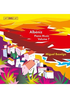 Albéniz: Piano Music, Vol. 7 (Music CD)