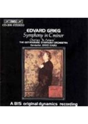 Various Artists - Grieg/Symphony/Piano Cto