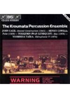 Various Artists - Kroumata Percussion Ensemble