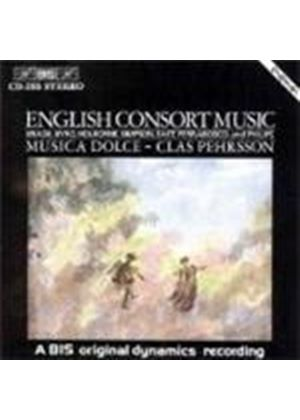 VARIOUS COMPOSERS - English Consort Music (Pehrsson, Musica Dolce Ensemble)