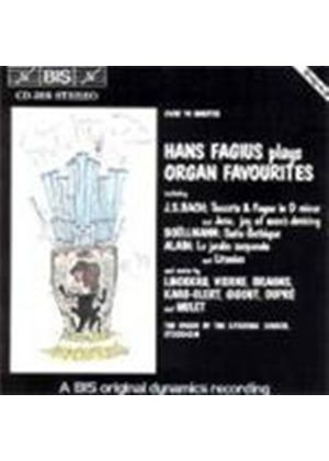 VARIOUS COMPOSERS - Organ Favourites (Fagius)