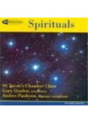 Anders Paulsson & St. Jacob's Chamber Choir - Spirituals