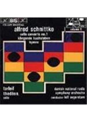 Schnittke: Cello Works