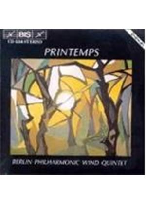 French Works for Wind Quintet