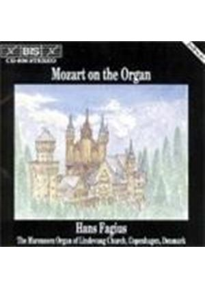 Wolfgang Amadeus Mozart - Mozart On The Organ (Fagius)