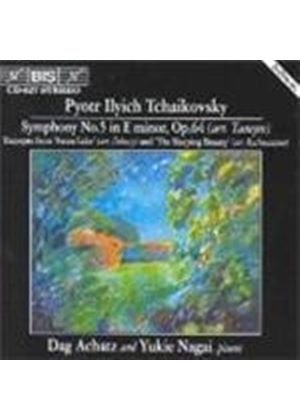 Tchaikovsky: Orchestral Works arr two pianos
