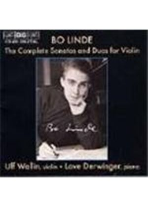 Linde: Complete Sonatas and Duos for Violin