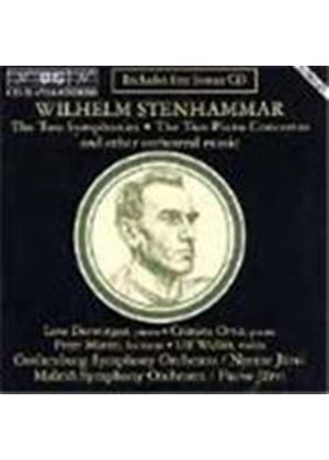 Stenhammar: Orchestral and Vocal Works