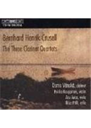 Crusell: The Three Clarinet Quartets